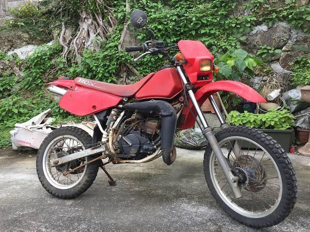 ホンダ CRM80