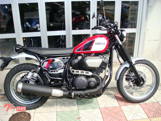 ヤマハ SCR950ABS
