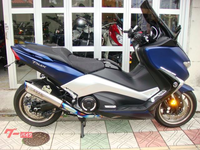 ヤマハ TMAX530DX ABS