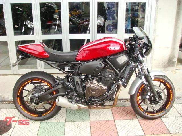 ヤマハ XSR700 Custom