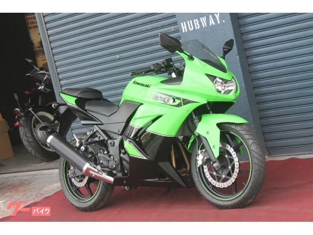 カワサキ Ninja 250R物件画像