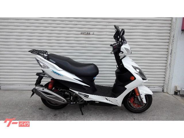 KYMCO レーシング150i Motocam物件画像