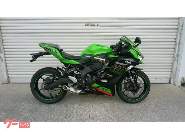 Ninja ZX−25R SE