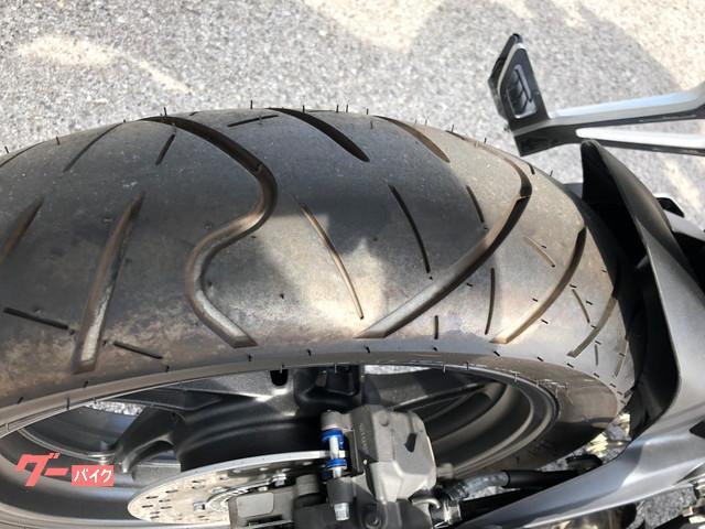 タイヤ溝たっぷりあります!