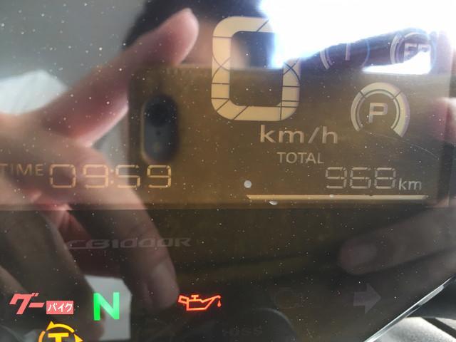 走行距離968kmですよ〜