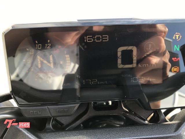 走行距離969km※現在試乗車として使用しているので走行距離変動あり!