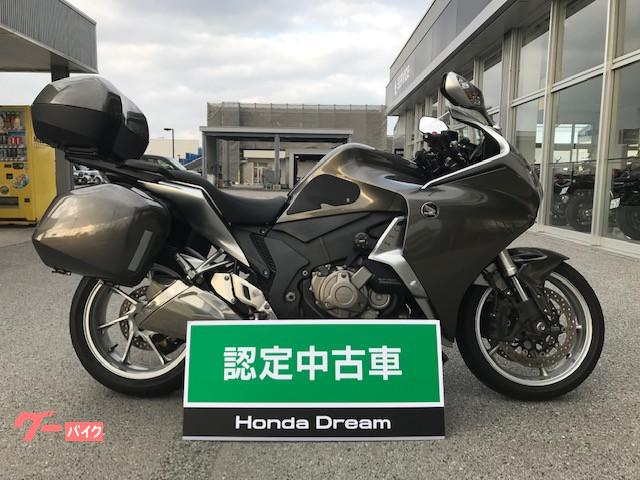 VFR1200F DCT 中古車入庫致しました!車検2年付きです!