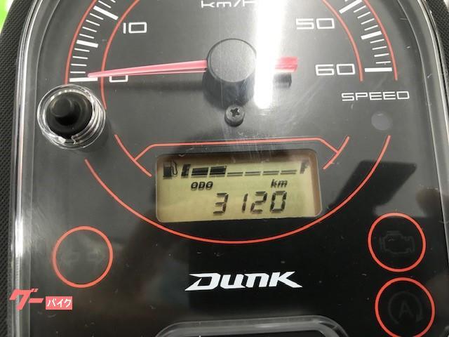 走行距離3120kmです!