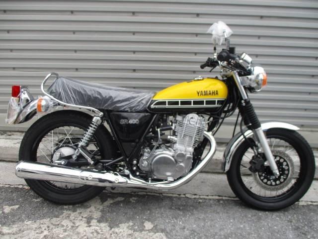 ヤマハ SR400 50thアニバーサリースペシャル