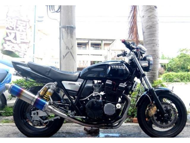 ヤマハ XJR400