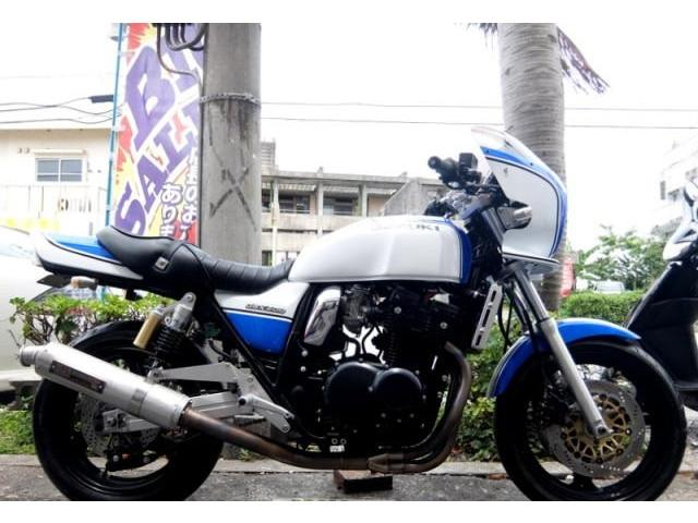 スズキ INAZUMA400