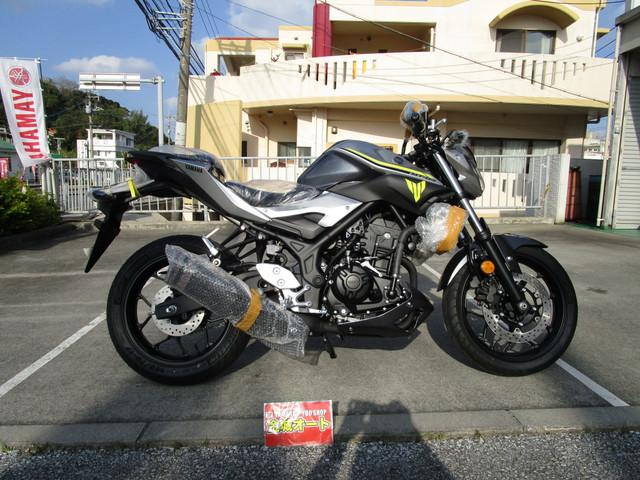 ヤマハ MT−03(320cc)