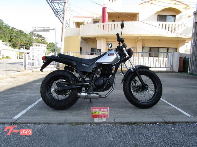 ヤマハ TW225E物件画像