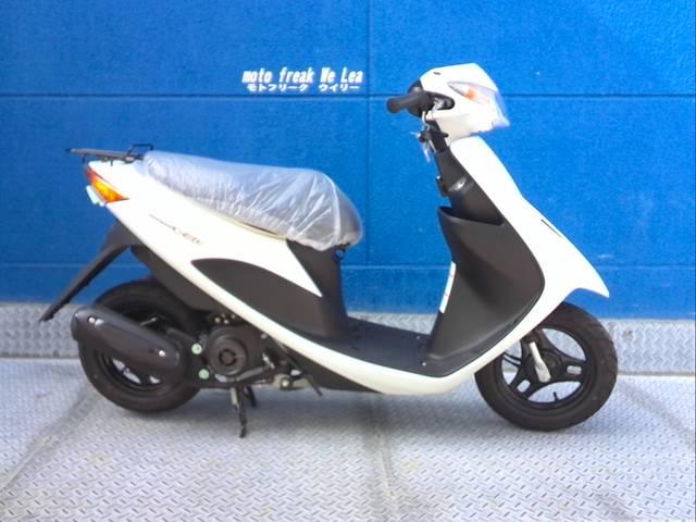 スズキ アドレスV50 新車