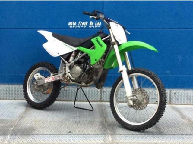 カワサキ KX85−II
