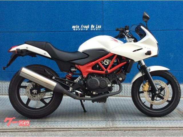 ホンダ VTR250F