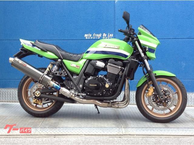 カワサキ ZRX1200 DAEG ファイナルエディション物件画像