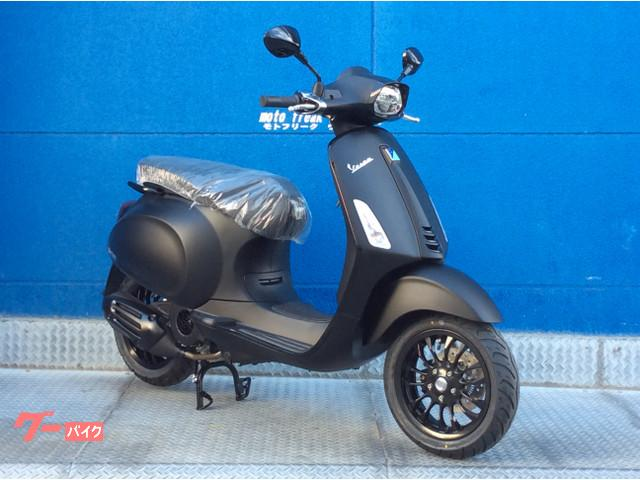 VESPA 150スプリント NOTTE ABS