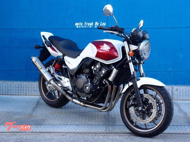 ホンダ CB400SuperFour VTECRevo  LEDライト ヨシムラマフラー