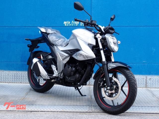 スズキ GIXXER 150  2020年モデル