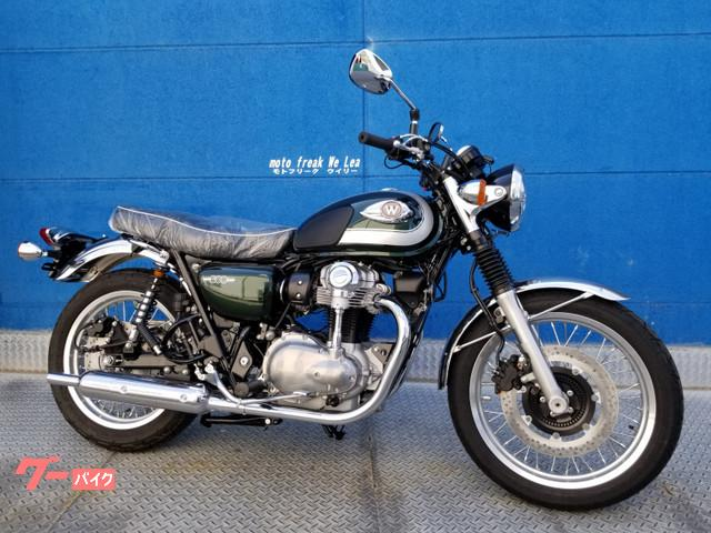 カワサキ W800 2020年モデル