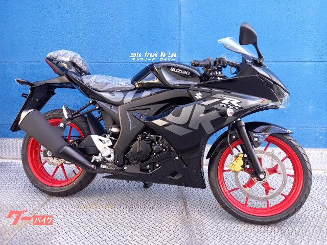 スズキ GSX−R125 2021モデル