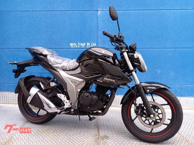 スズキ GIXXER 150 2020モデル