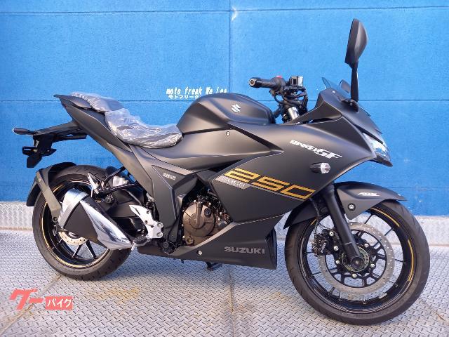 スズキ GIXXER SF 250