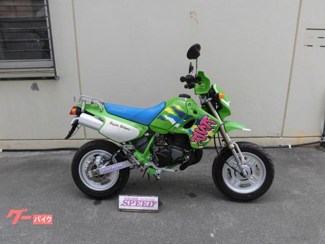 カワサキ KSR−II