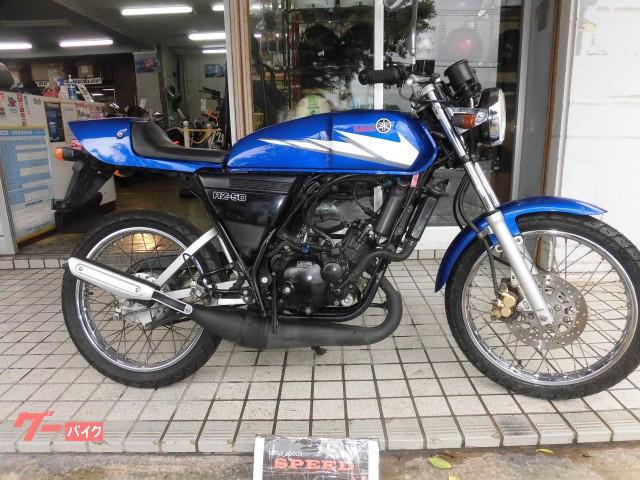ヤマハ RZ50物件画像