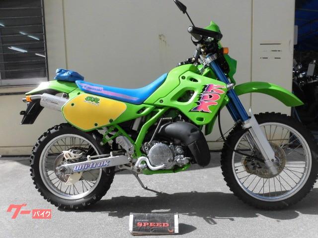カワサキ KDX250SR