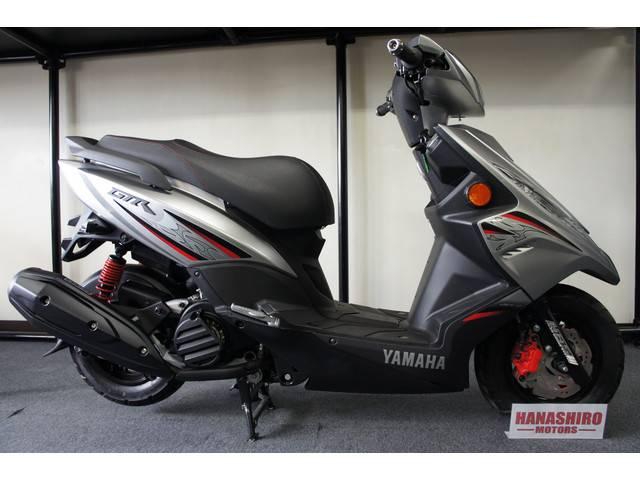 ヤマハ GTR125