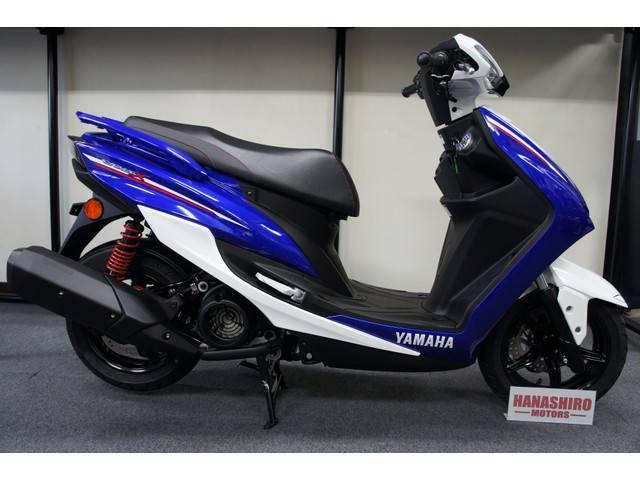 ヤマハ シグナスX SR