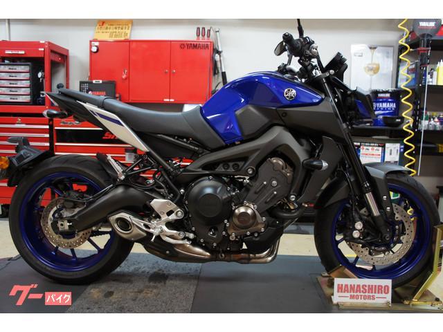 ヤマハ MT−09 ABS 新型