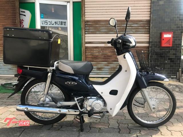 ホンダ スーパーカブ110