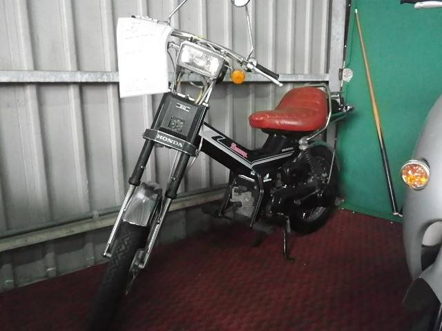 希少車両・かわいい50ccスクーター