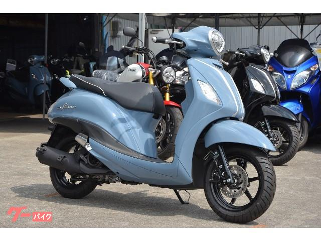 ヤマハ グランドフィラーノ ハイブリッド 国内未発表モデル ブルーコアエンジン