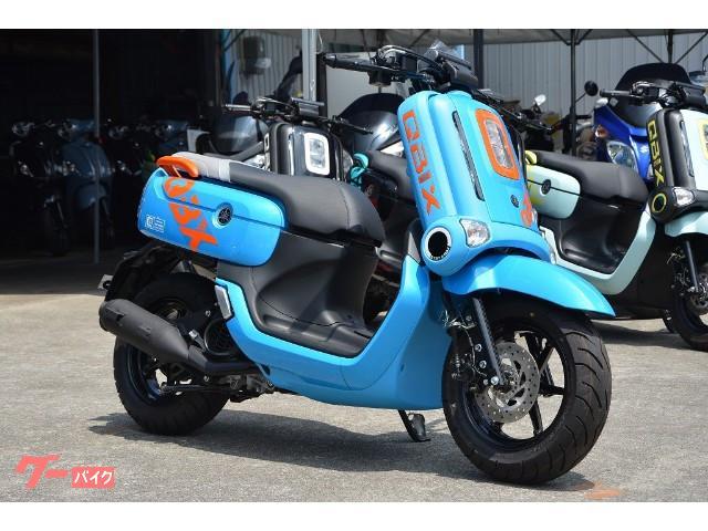 ヤマハ キュービックス Sグレード 国内未発表モデル ブルーコアエンジン物件画像
