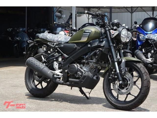 ヤマハ XSR155 国内未発表モデル VVA可変バルブ物件画像