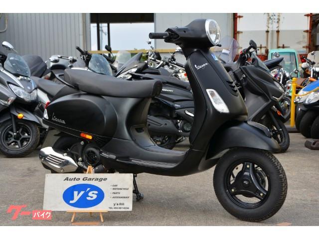 VESPA VXL125 国内未発表モデル インジェクション ドラムブレーキ物件画像