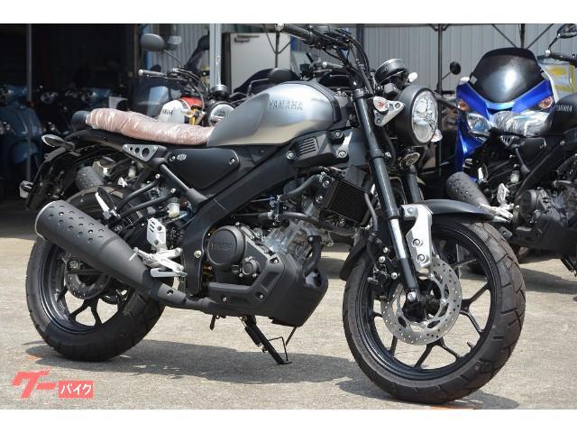 ヤマハ XSR155 国内未発表モデル VVA可変バルブ