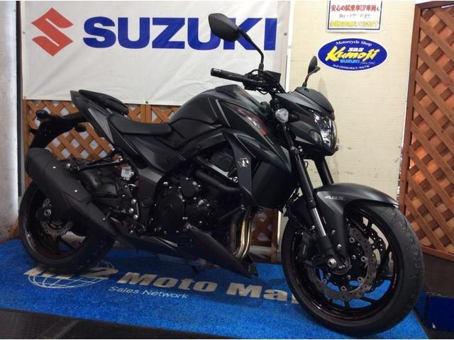 スズキ GSX−S750