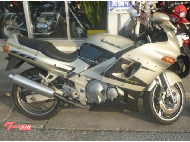 カワサキ ZZ−R400