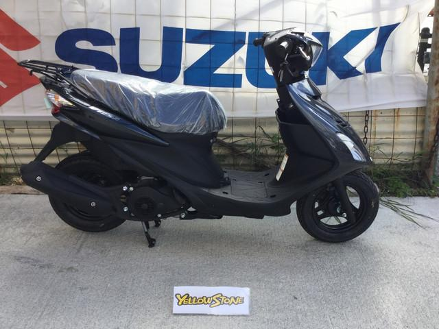 スズキ アドレスV125S