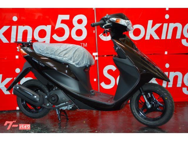 スズキ アドレスV50 2021最新モデル