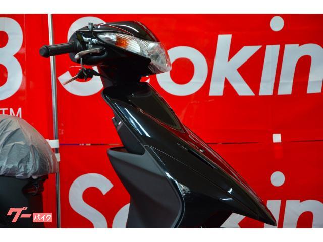 近年少なくなったスポーツスクーターデザイン!最新SEPエンジンの進化で走りもバッチリ!