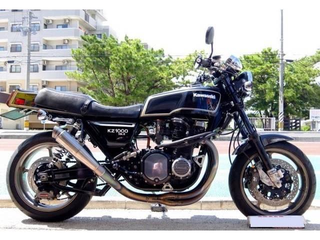 カワサキ Z1000MKII