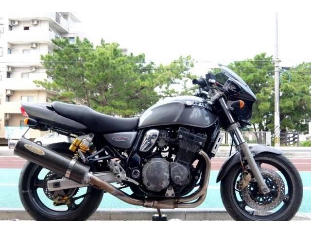 スズキ INAZUMA1200