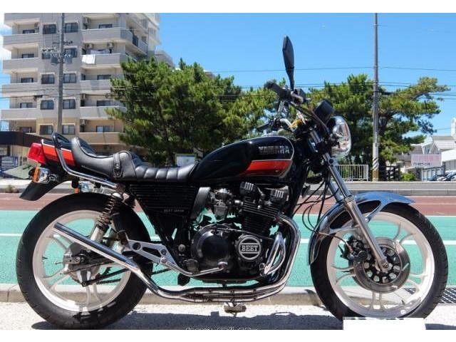 ヤマハ XJ400D