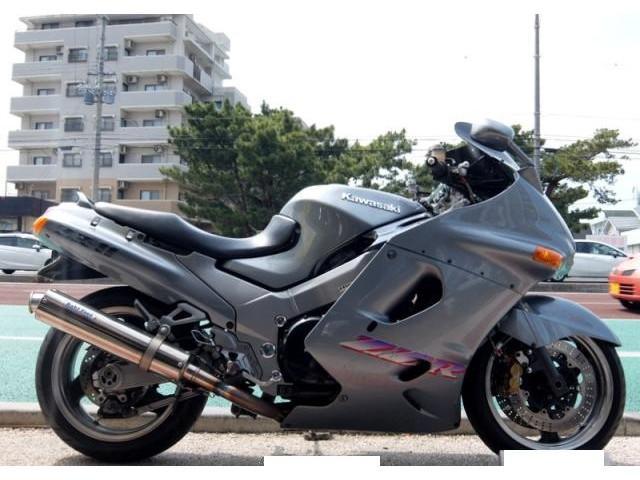 カワサキ ZZ−R1100